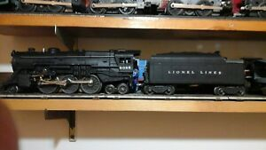 LIONEL LINES 4-6-4 LOCO 2065 WHITE LETTERING CLEAR WATER 2 DECAL P/SET LOOK!