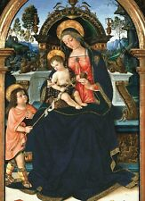 Pinturicchio, Madonna and Child - Charity Christmas Cards - CCS Adoption