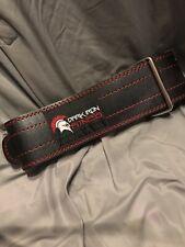 Dark Iron Fitness Genuine Leather Pro Weight Lifting Belt