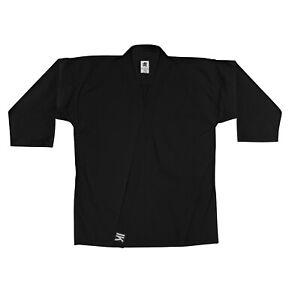 Black Tora 10oz Hybrid Karate Gi Suit | Premium Cotton | Japanese Cut