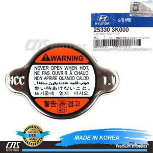 GENUINE RADIATOR CAP for 1999-2013 HYUNDAI KIA OEM 253303K000