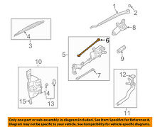 Infiniti OEM 03-07 G35 Coupe, 03-06 G35 Sedan Wiper Link Rod 28842AL500