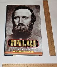 STONEWALL JACKSON - The Man, The Soldier, The Legend - James I Robertson, Jr.