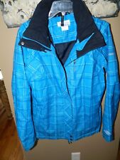 "Columbia ""Whirlibird"" 3 in 1 Omni Heat Womens Jacket Size Large"