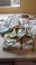 BUNDLE OF 6 BOYS 3-6 mths SHORT SLEEVED T SHIRTS NEXT/MOTHERCARE/TU