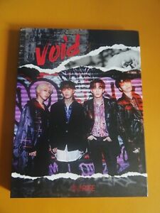 "THE ROSE Mini Album ""VOID"" [1 Photobook + 1 CD + Photocard] **ULTRA RARE**"