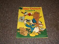 Walt Disney's Comics June 1956 #189 Donald Duck cover Dell