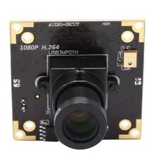 Full HD WDR Camera Module 38*38mm  USB UVC Webcam for Android Linux Windows Mac