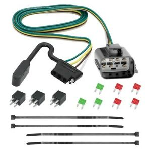 Trailer Hitch Wiring Tow Harness 4-Way For Acadia Enclave & Traverse Part#118270