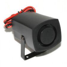 Reverse Tone Siren Beeper Buzzer Warning Alert Alarm 24V Signal Back Up Truck