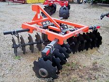 New Dirt Dog HD 7 ft. (3 point)  Disc Harrow --Can ship very inexpensive!!!