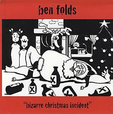 BEN FOLDS Bizarre Christmas UNRLEASE PROMO 7 INCH VINYL