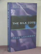 1st, signed by author, Dr Phil D'Amato 1: The Silk Code by Paul Levinson (1999)