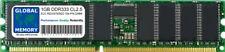 1 GO DDR 333Mhz PC2700 184 BROCHES ECC ENREGISTRÉ RDIMM RAM POUR SERVEUR /