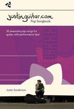 Justinguitar.com Pop songbook guitar