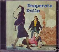 V.A. - DESPERATE DOLLS - Buffalo Bop 55192 Rock CD
