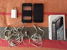 Iphone 4S de 32 Gb + Extras... En Perfecto Estado!!! Libre!!!