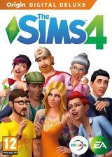 The Sims 4 DELUXE Edition (PC/MAC) (FULL ACCESS ORIGIN ACCOUNT)