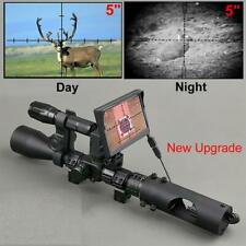 Night Vision Riflescope 850nm Infrared Optics Sight Night Vision Hunting Scopes