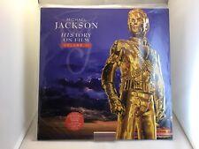 Laser Disc Japonais Michael Jackson Greatest Hits History LD Volume 2 Japan NTSC