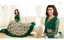 PAKISTANI DESIGNER PARTY WEAR ANARKALI SUIT INDIAN WEDDING NEW SALWAR KAMEEZ LO5