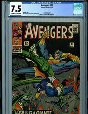 Avengers #31 CGC 7.5 VF- 1966 Silver Age Marvel Comics Amricons B12