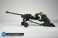 WWII German PZB41 Antitank Metal Gun (Figure not included) 1/6th Scale by DID