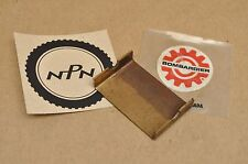 NOS Ski Doo Bombardier 1987-1991 Citation Ski Leaf Spring Slide Wear Plate Block