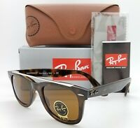 NEW Rayban Sunglasses RB4540 710/33 50mm Tortoise Gold B-15 Brown AUTHENTIC