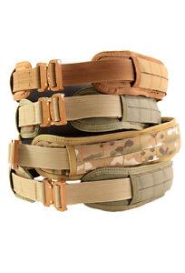 HSGI Slimgrip/Suregrip Padded Belt-No Inner Belt-31SPB-Multicam-CB-OD-BK-MCBK