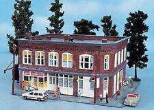 ESCALA H0 Kit Construcción Banco/Tienda 903 NEU
