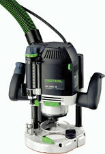 Festool Plunge Router OF 2200 EB-Plus GB 240V in T-LOC Systainer | 574352