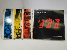 The Police Synchronicity (1983) & Ghost in the Machine (1981) Vinyl Record Set
