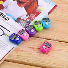 Stitch Marker And Row Finger Counter LCD Electronic Digital Tally Counter ZW
