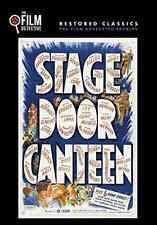 Stage Door Canteen (the Film Detective Restored Version)  DVD NEW