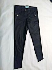 Guess by Marciano Womens Black Skinny Pants Sz 6 D22