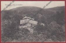 FIRENZE REGGELLO 19 VALLOMBROSA - ALBERGO DEL PARADISINO Cartolina viagg. 1924