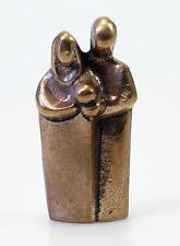 Bube butzon-bercker Bronzekrippe bronze Familie & Miniatur  Blockkrippe