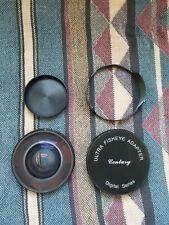 Century Optics Fisheye MKII Lens.