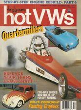 DUNE BUGGIES & HOT VW'S 1987 DEC - PAINTING GRAPHICS, HEAD WORK, SWEET '52