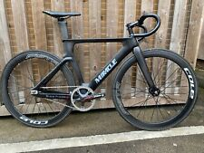 Miracle Pro Team ProtoType Full Carbon Track Bike 50cm S - Cole Carbon - FSA