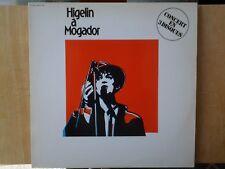 Concert en 3 disques vinyles lp's Jacques Higelin live à Mogador