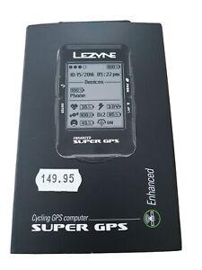 Fahrrad Navi Lezyne Super GPS
