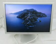 "Apple A1081 Cinema Display 20"" Widescreen Aluminum LCD Monitor (B)"