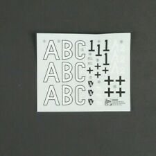 Cyber Hobby 1/35 Scale Tiger I Mid Command Decals from Kit No. 6660
