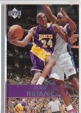 2007-08 Upper Deck Kobe Bryant