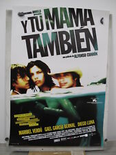 Y Tu Mama Tambien Dvd De Alfonso Cuaron Con Maribel VerdÚ