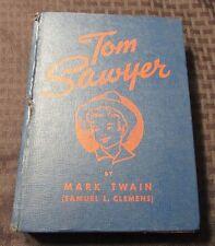 1944 TOM SAWYER by Mark Twain Whitman HC VG-