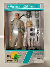 The Ultimate Soldier German Rifleman From 21st Century Toys
