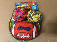 Ja-Ru Water Bomb Wet Set - 4 pack ASSORTED COLORS